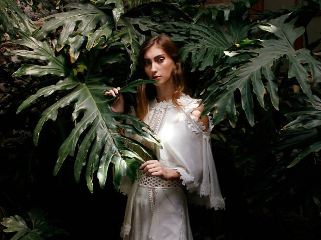 Vero Díaz: Secret Garden