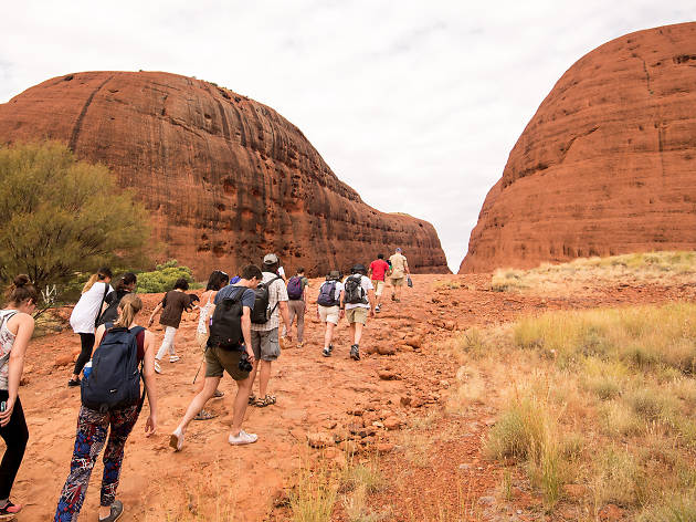 Reef to Rock Overland