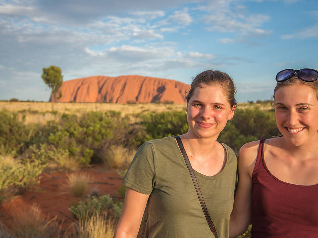 Red Centre Adventure
