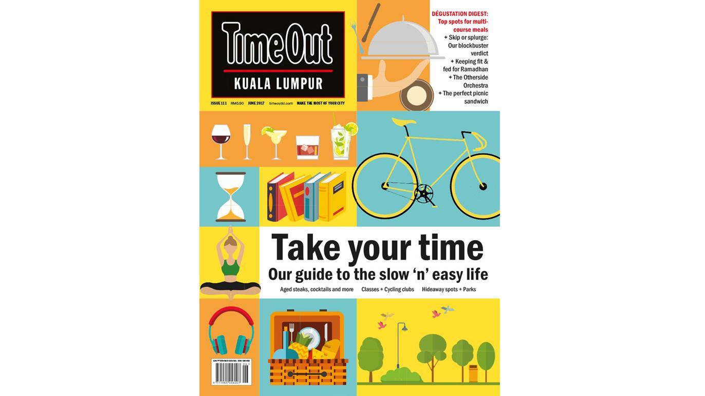 Time Out Kuala Lumpur Reader Survey