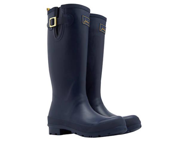 Festival essentials: Joules Field Rubber Wellington Boots