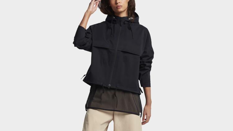 Festival essentials: nikelab essentials lightweight jacket