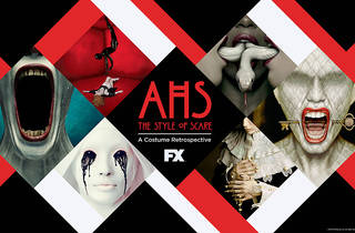 American Horror Story: The Style of Scare