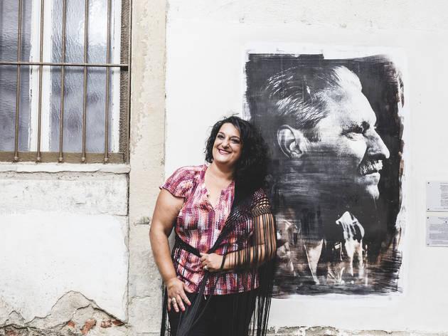 Ana Maurício (Fotografia: Arlindo Camacho)