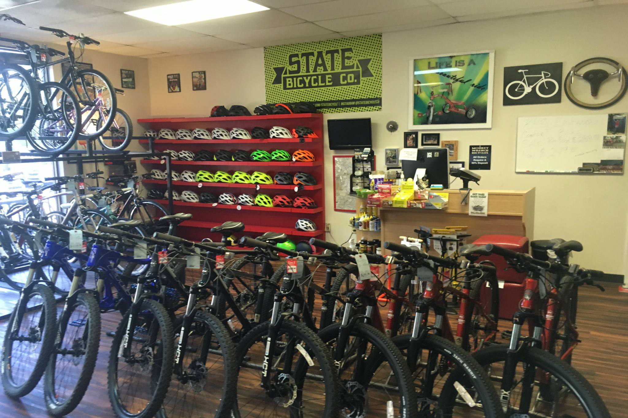 Monkey Wrench Bicycles