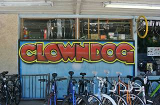 Clown Dog Bikes