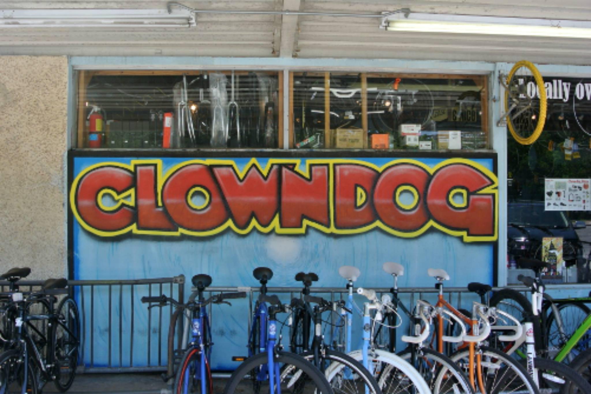 Clown Dog Bikes