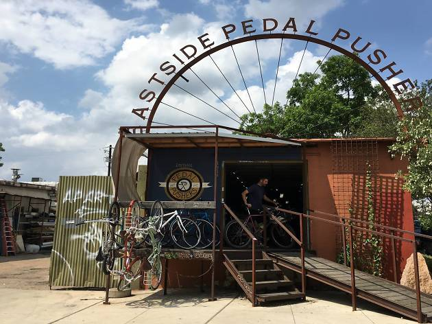 East Side Pedal Pushers