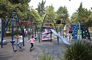 Parque La Tapatía (Foto: Alejandra Carbajal)