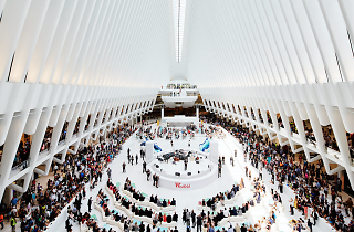 The Oculus at WTC is hosting free film screenings all summer long