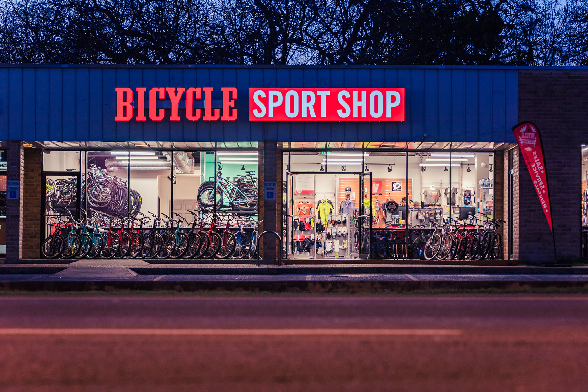 Top Austin bike shops