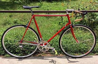 Yellow Bike Project