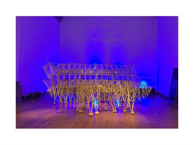 Laboratirio Arte Alameda en el Mes de los Museos