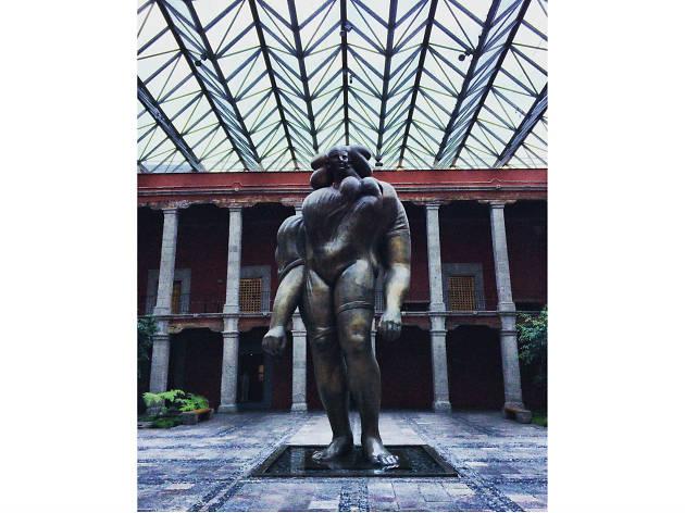 Museo José Luis Cuevas en el Mes de los Museos