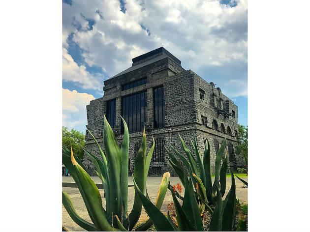 Museo Diego Rivera-Anahuacalli en la CDMX