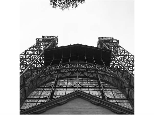Fachada del Museo Universitario del Chopo