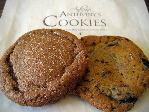 Anthony's Cookies