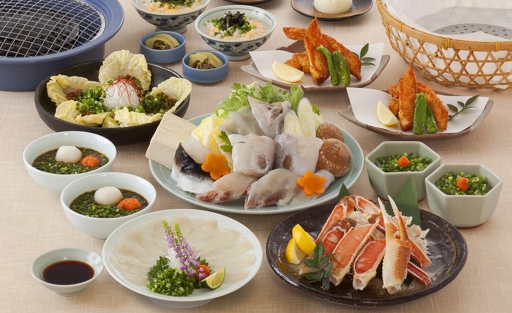 Guenpin Fugu and Snow Crab Japanese Restaurant