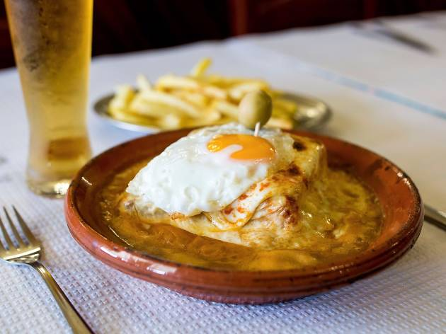 The 13 best francesinhas in Porto