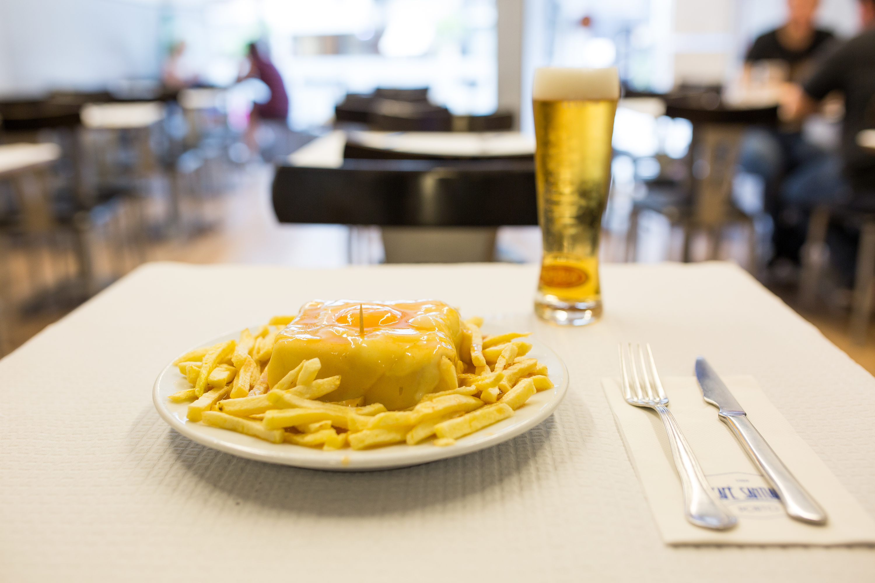 Francesinha do Café Santiago