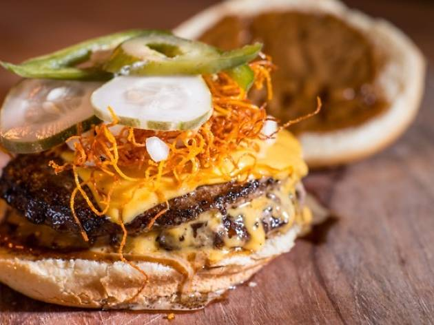 The best burgers in Chicago