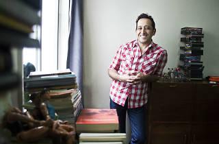 El director de Yo soy la felicidad de este mundo, Julián Hernández, nos habla sobre su nuevo trabajo