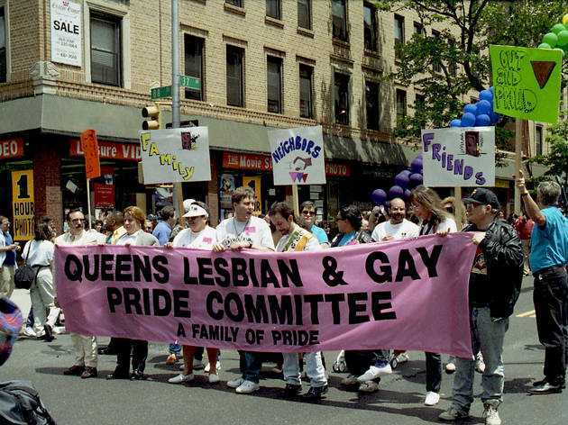 """""""The Lavender Line: Coming Out in Queens"""""""