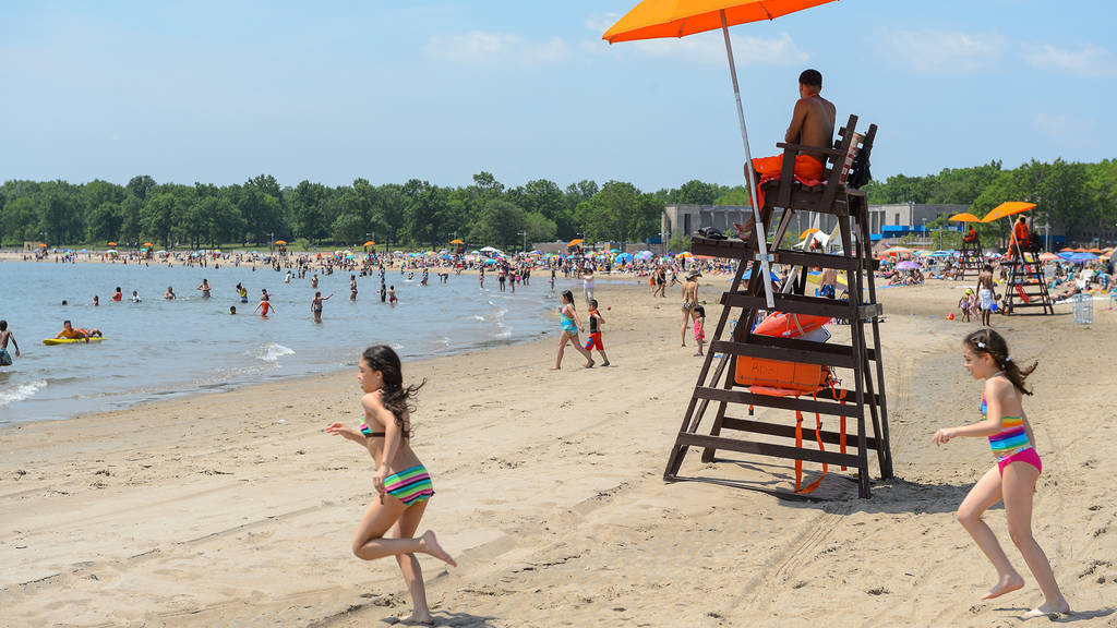 This map tells you if there's poop water at NYC beaches