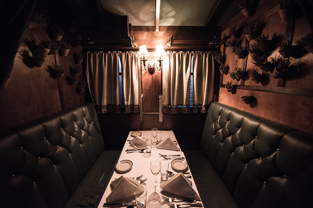 """A new """"hypnotic"""" dinner party is coming to the McKittrick Hotel"""