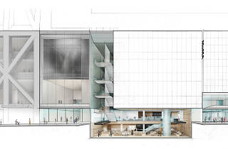 MoMA unveils the plans for its massive redesign
