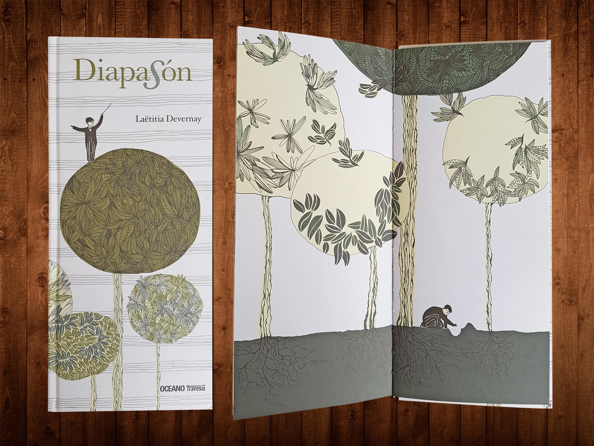 Diapasón, de Laëtitia Devernay