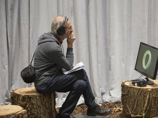 Infosphere, el arte en la era de la revolución digital y sus consecuencias