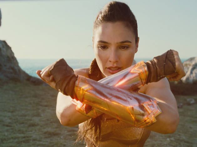 Gal Gadot in Wonder Woman