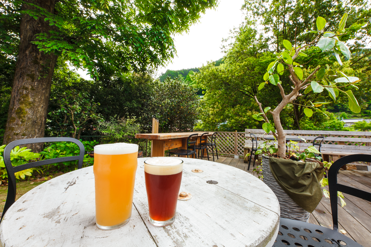 Best outdoor beer terraces in Tokyo