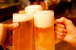 Beer gardens top