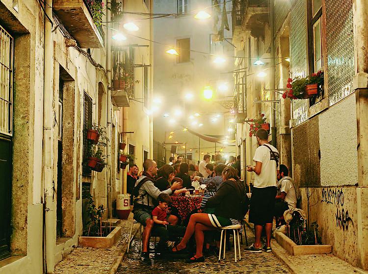 Santo António: arraiais alternativos em Lisboa