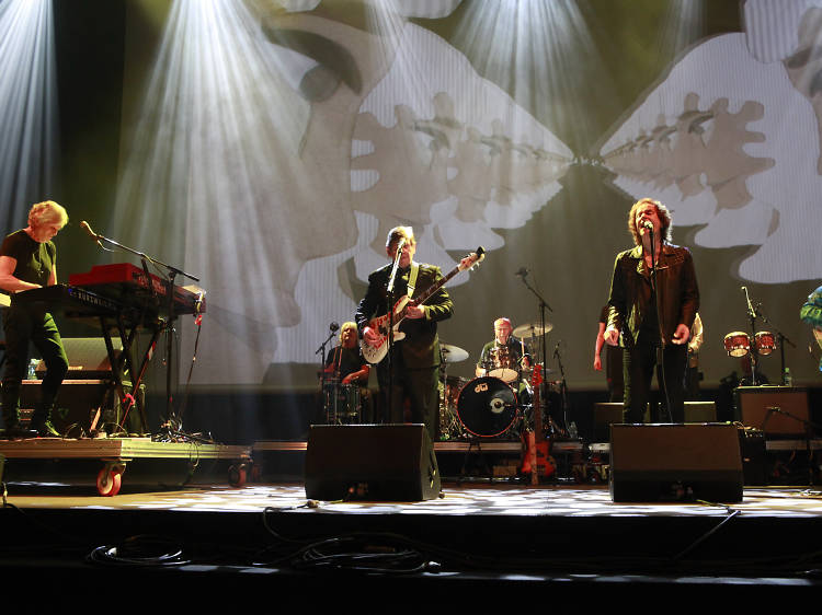 """The Zombies perform """"Odessey & Oracle"""" 50th Anniversary"""