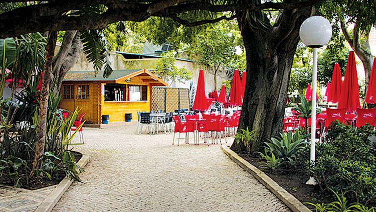Jardim-Esplanada Goethe Institut