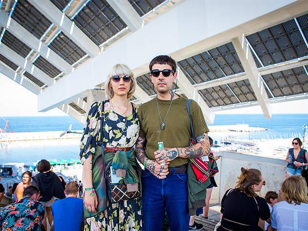 La gent del Primavera Sound 2017 [FOTOS]