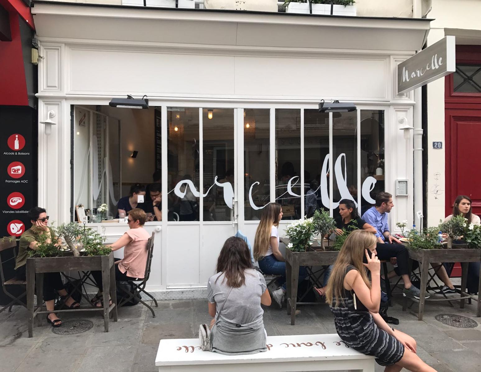 Restaurant Marcelle