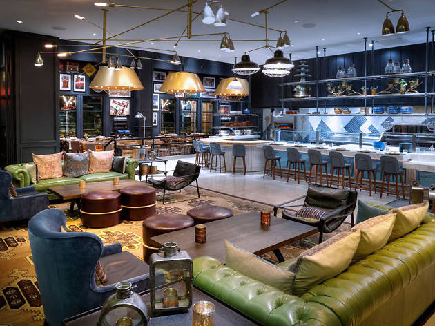 Fireside Chat Dinners at Libertine Social