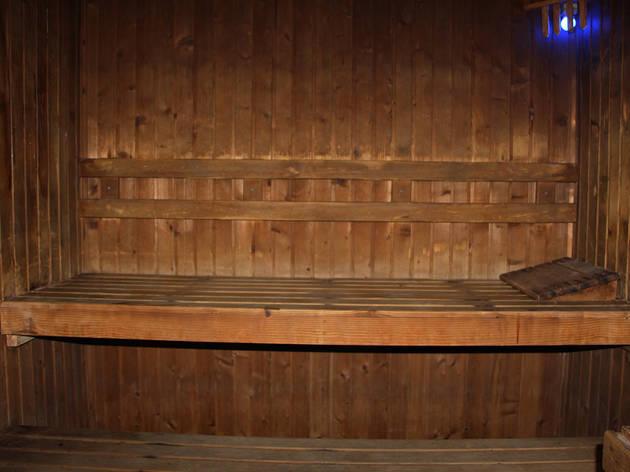 Sauna Camões