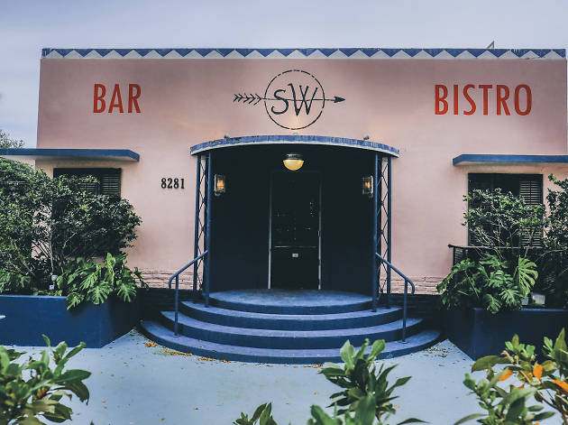 Sherwoods Bistro & Bar