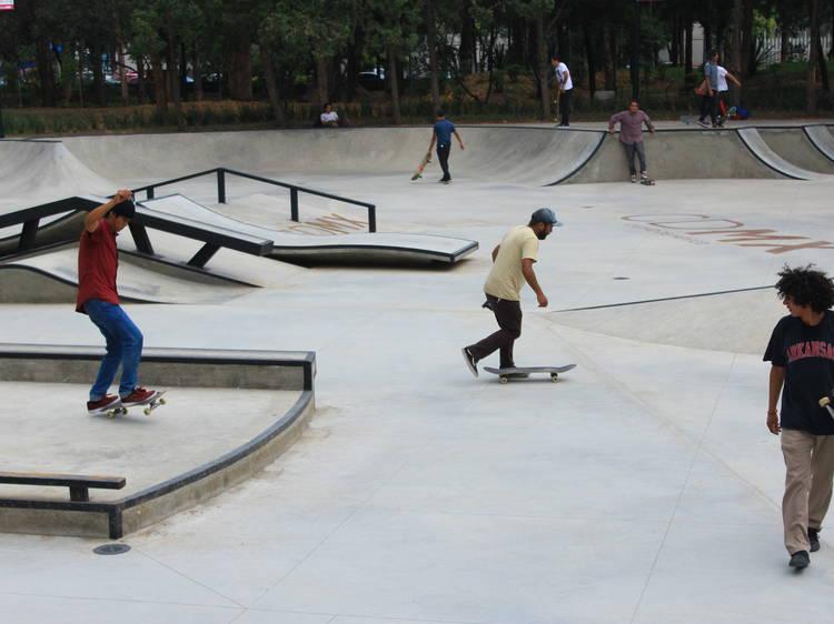 Skatepark Los Coyotes