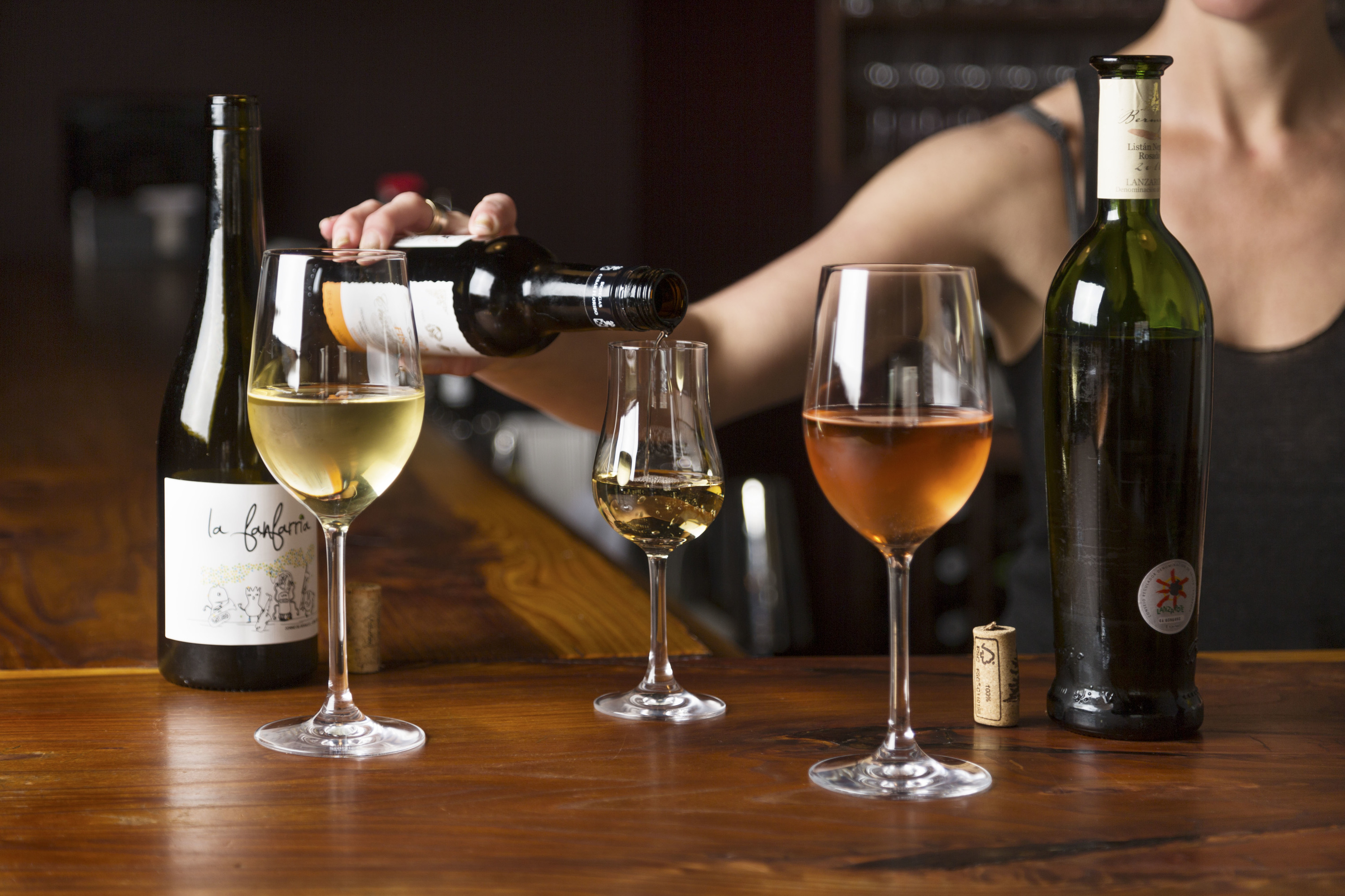 Best wine bars