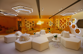 Bumble just opened a brick-and-mortar dating and networking space in NYC