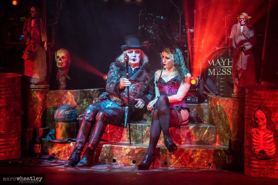 The Circus of Horrors: The Never Ending Nightmare