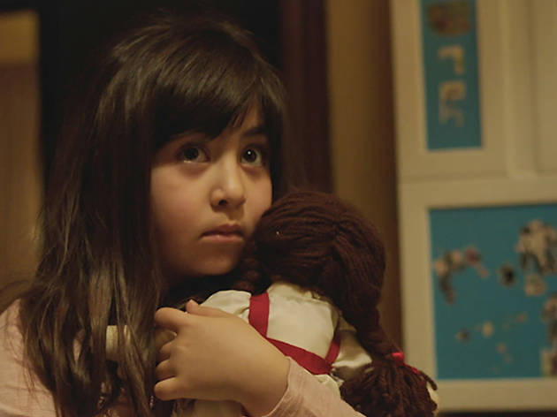 Under The Shadow still