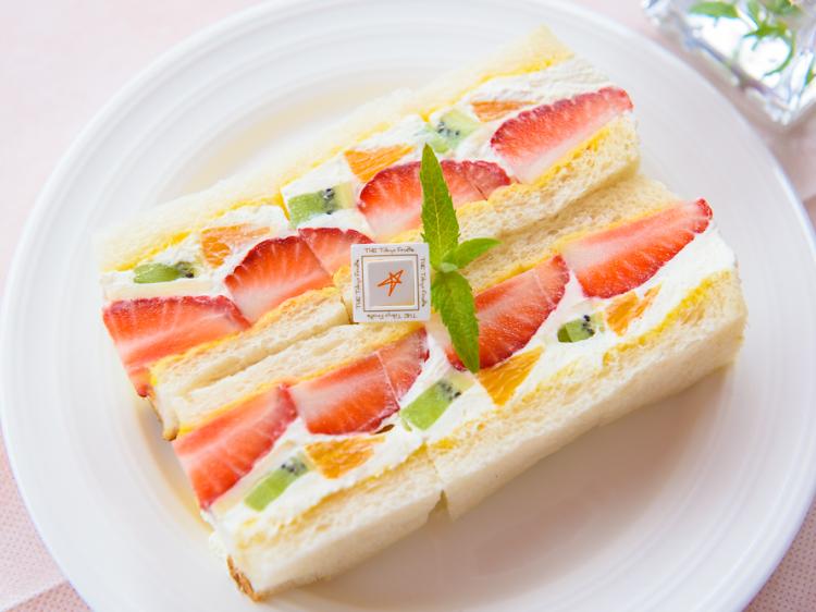 12 best fruit sandwiches in Tokyo