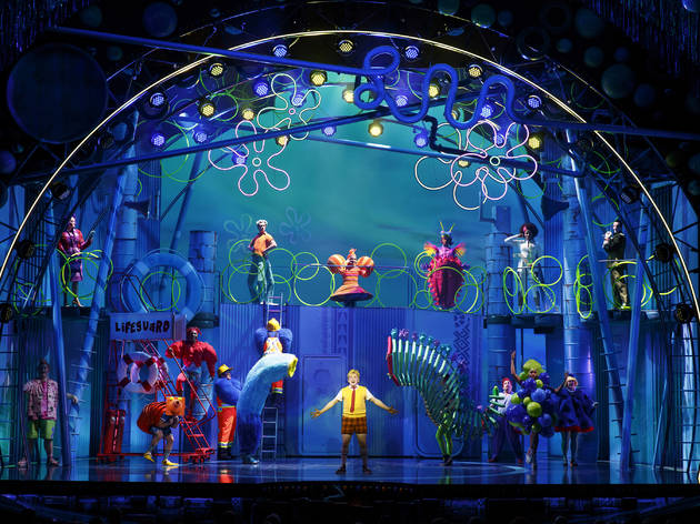 'SpongeBob SquarePants' Musical Set to Debut on Broadway This Year!